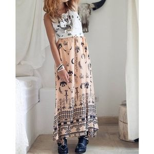 SPELL & THE GYPSY COLLECTIVE Boho Tribal Maxi